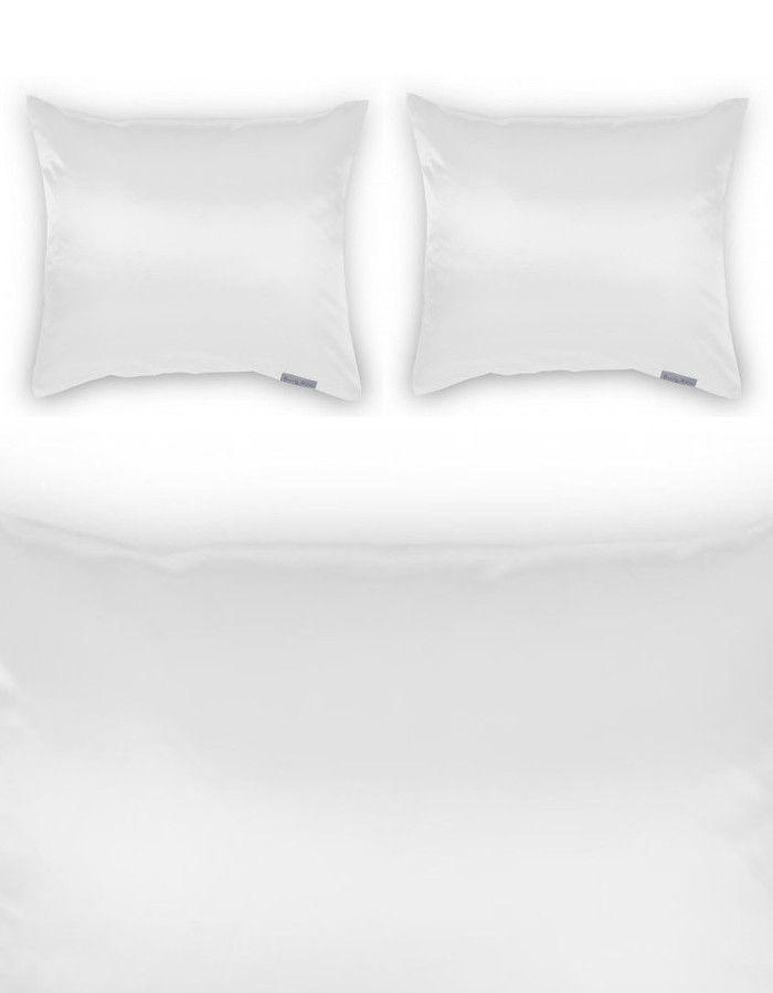 Beauty Pillow Dekbedovertrek Set White 200x200/220