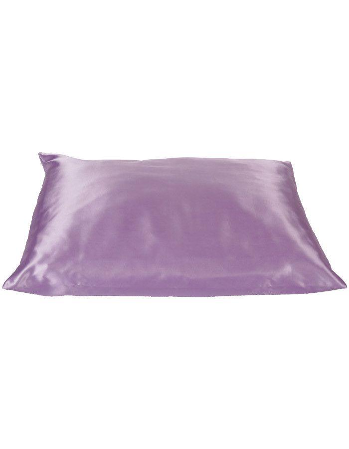 Beauty Pillow Satijnen Kussensloop Lila 60x70cm
