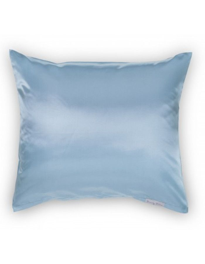 Beauty Pillow Satijnen Kussensloop Old Blue 60x70cm