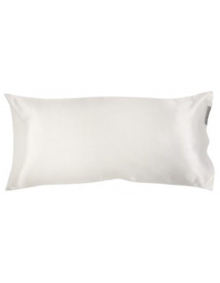 Beauty Pillow Satijnen Kussensloop Pearl 80x40cm