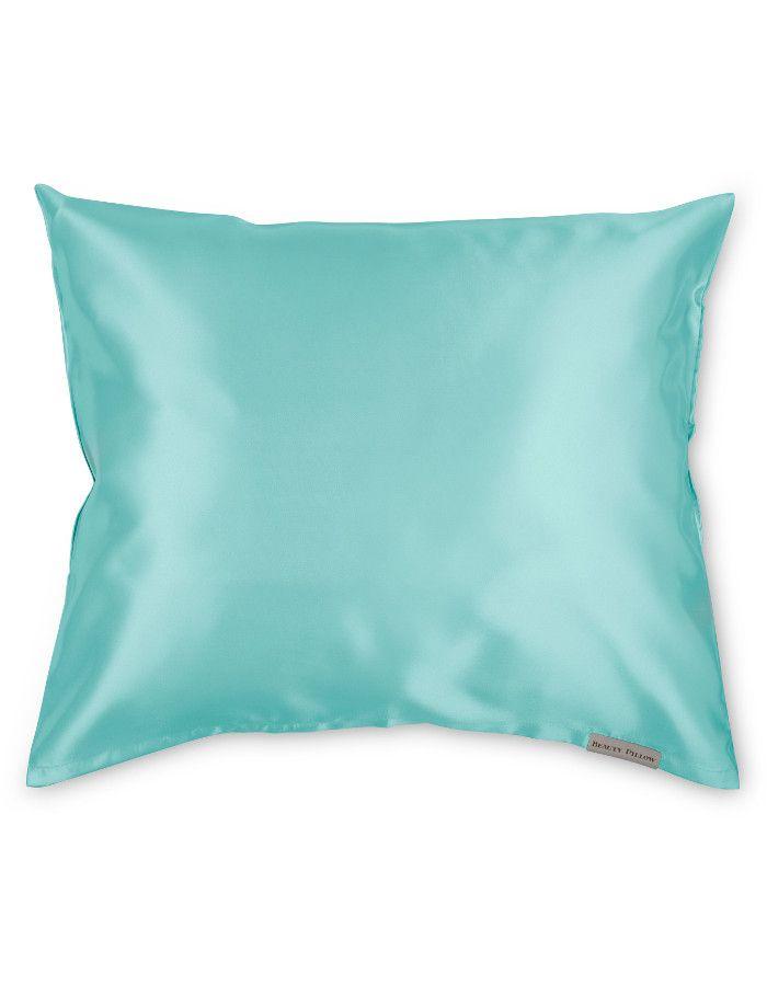 Beauty Pillow Satijnen Kussensloop Petrol 60x70cm