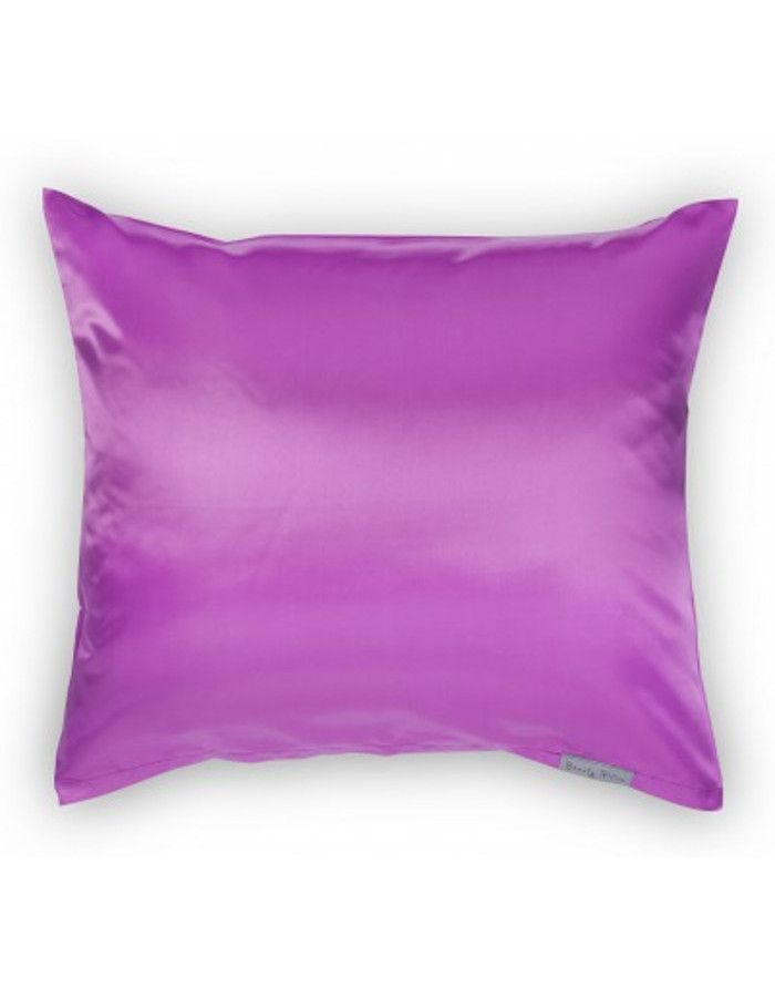 Beauty Pillow Satijnen Kussensloop Pink 60x70cm