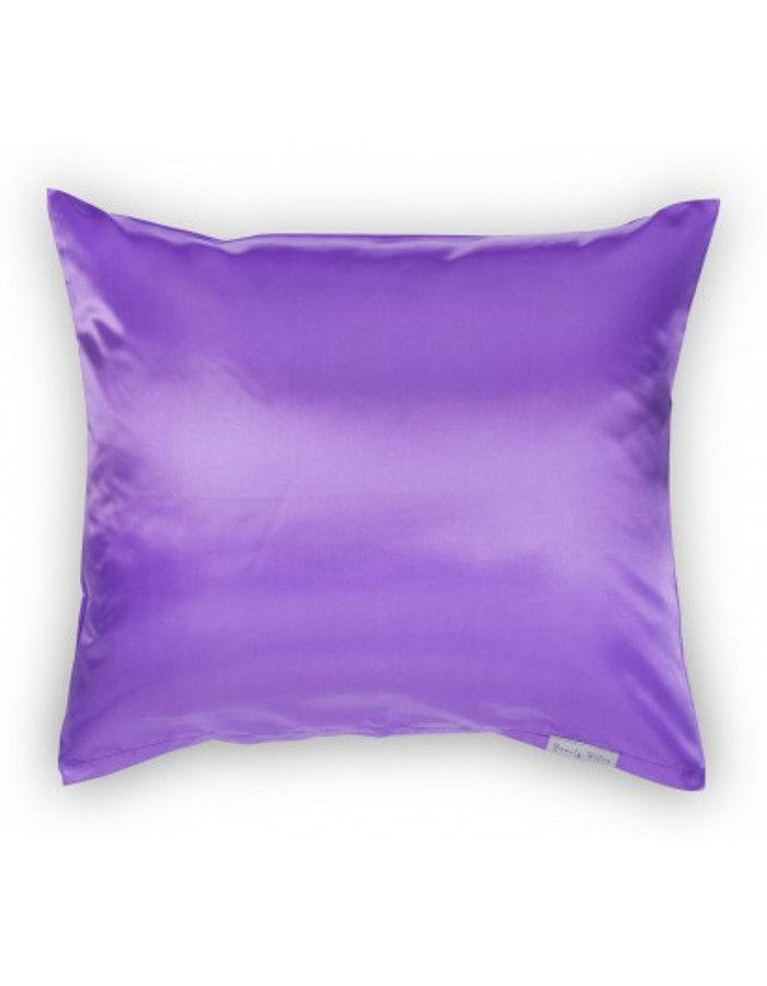 Beauty Pillow Satijnen Kussensloop Purple 60x70cm