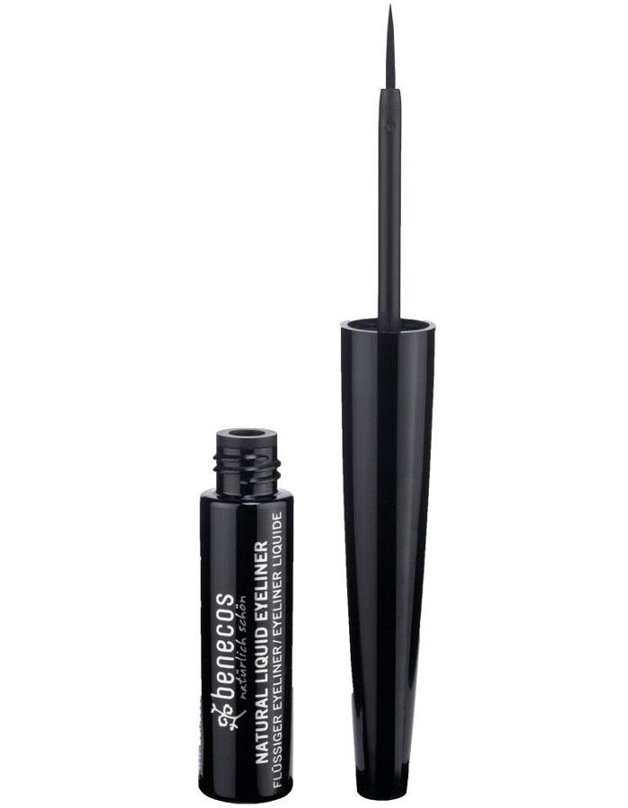 Benecos Natural Liquid Eyeliner 01 Black