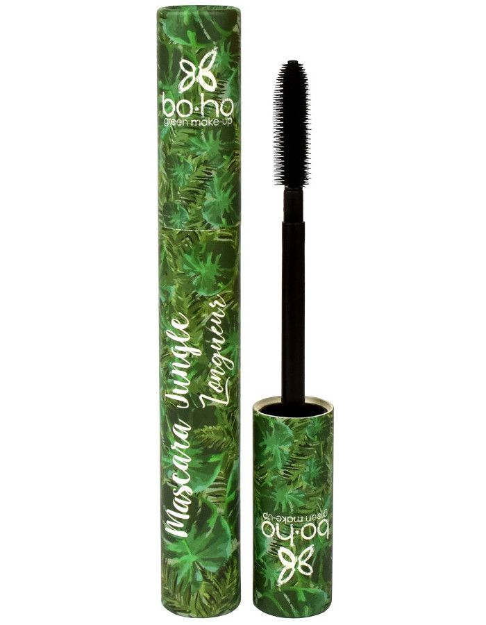Boho Cosmetics Mascara Jungle Longwear 01 Noir