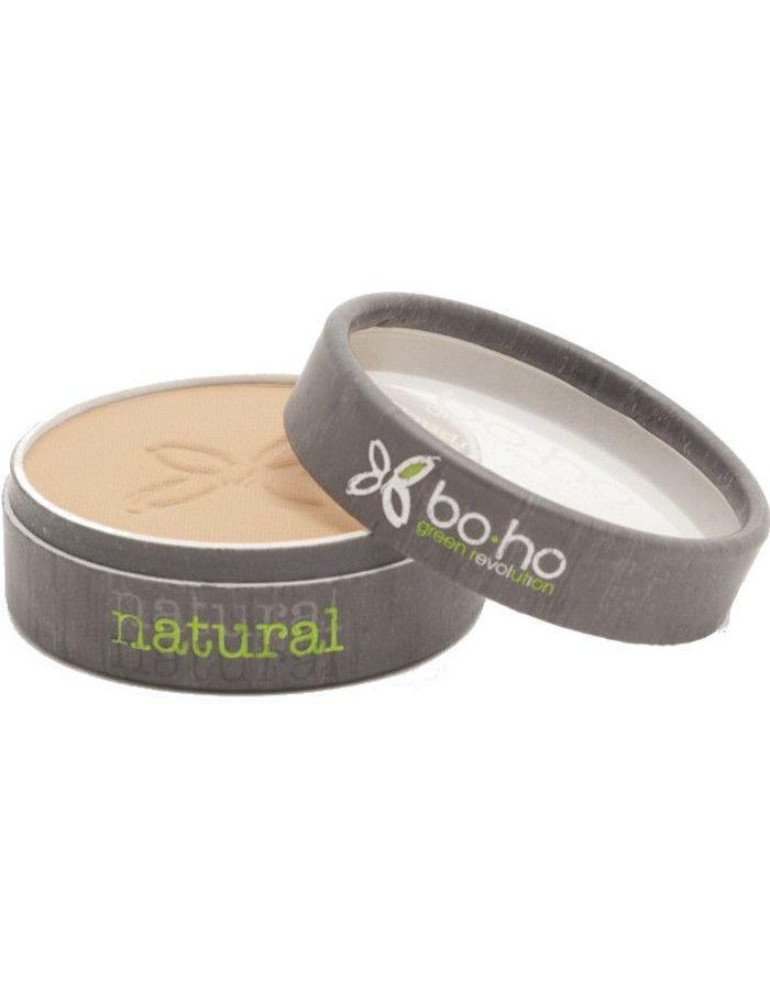 BoHo Cosmetics Natuurlijke Compacte Poeder 04 Beige Hale