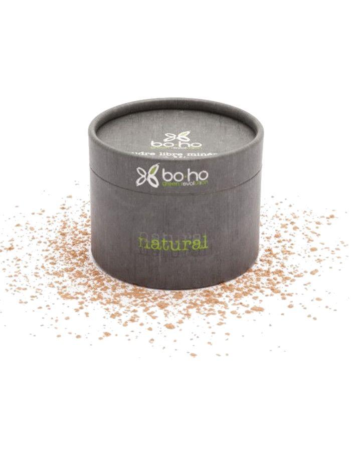 BoHo Cosmetics Natuurlijke Losse Poeder 02 Beige