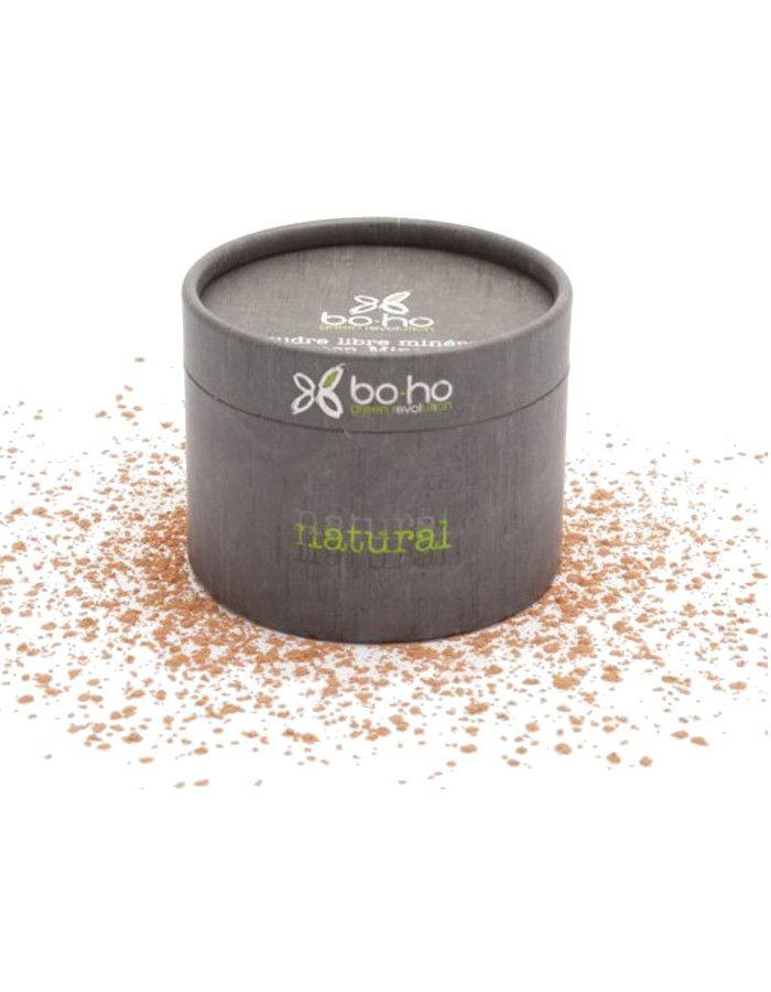 BoHo Cosmetics Natuurlijke Losse Poeder 03 Beige Hale
