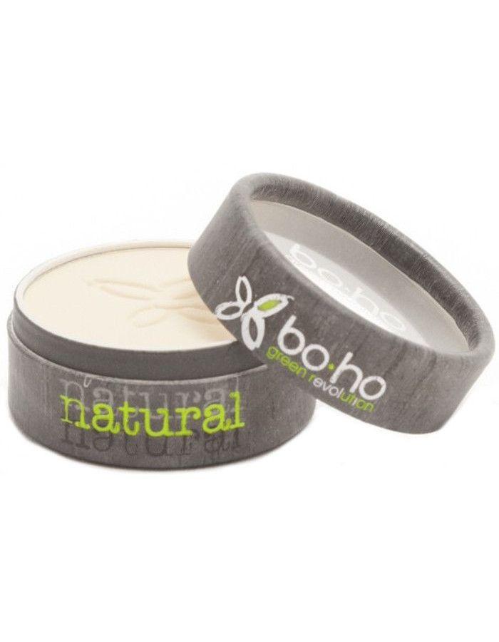 BoHo Cosmetics Vegan Oogschaduw Mono 101 Vanille Mat