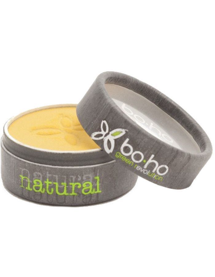 BoHo Cosmetics Vegan Oogschaduw Mono 106 Bouton D'or Mat