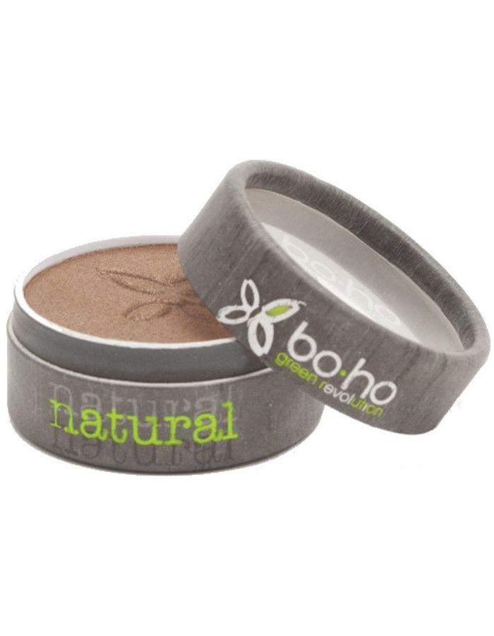 BoHo Cosmetics Vegan Oogschaduw Mono 205 Chocolat Glans