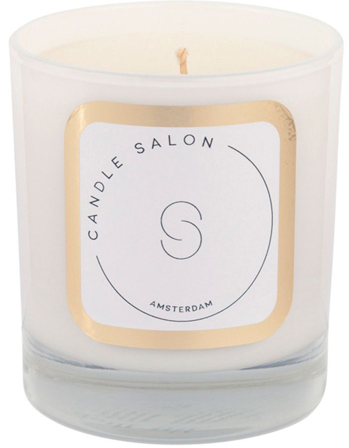 Candle Salon Organic Scented Candle Hidden Figs 50 Branduren