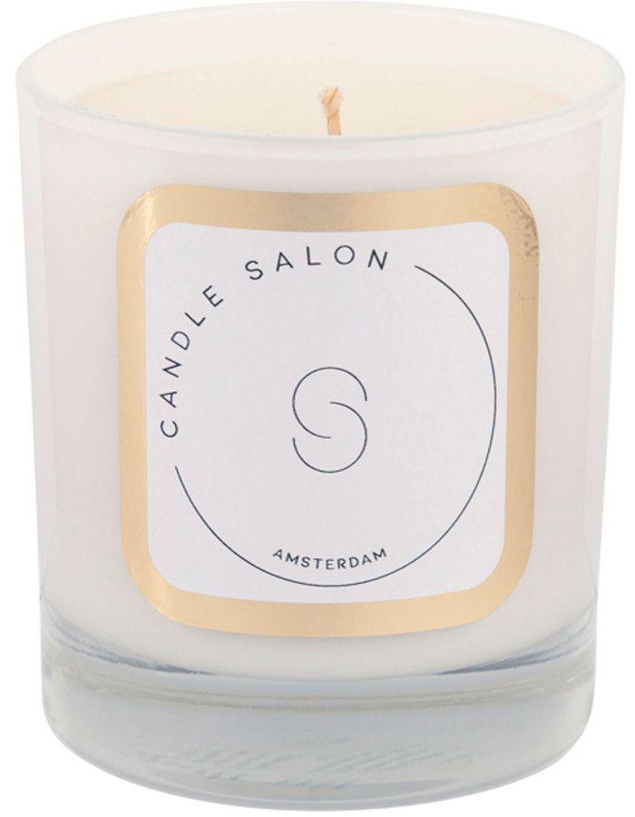 Candle Salon Organic Scented Candle Malibu Vibes 50 Branduren