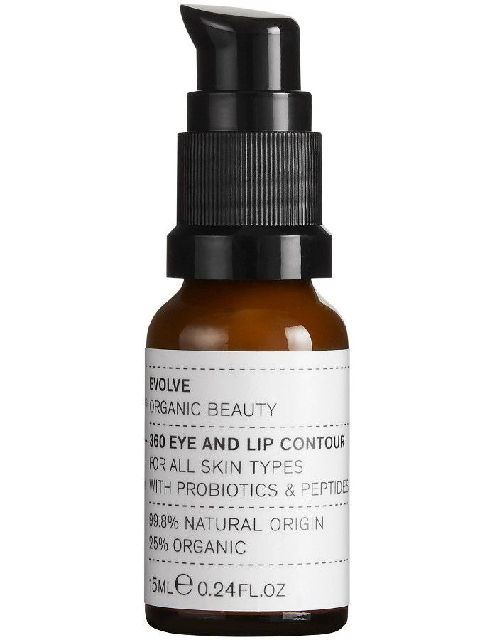Evolve Organic Beauty 360 Eye And Lip Contour Cream 15ml