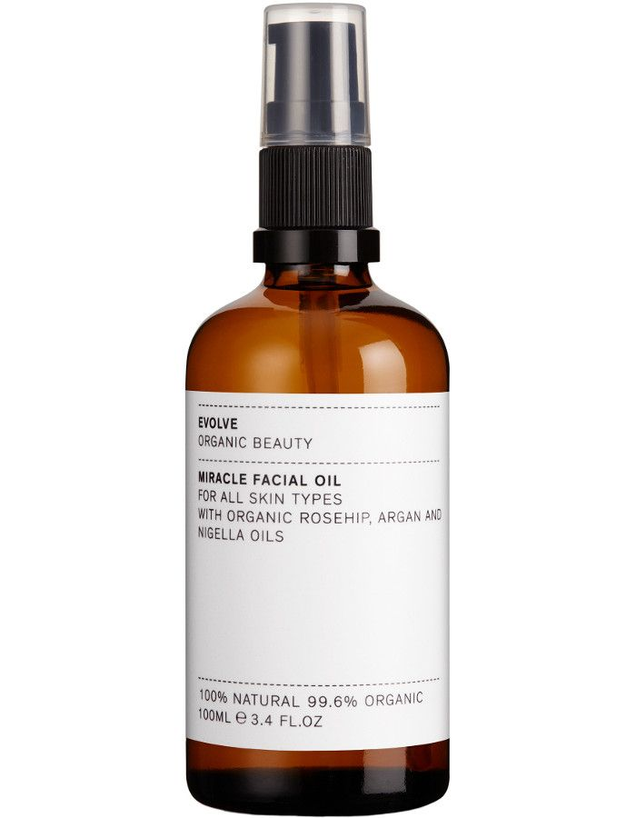 Evolve Organic Beauty Miracle Facial Oil 100ml