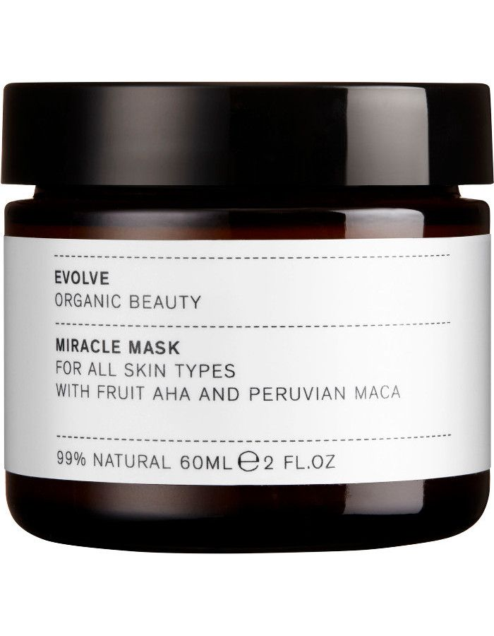 Evolve Organic Beauty Miracle Mask 60ml