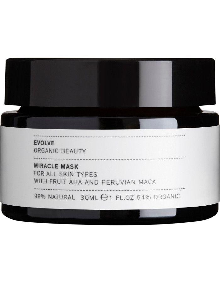 Evolve Organic Beauty Miracle Mask Travel Size 30ml