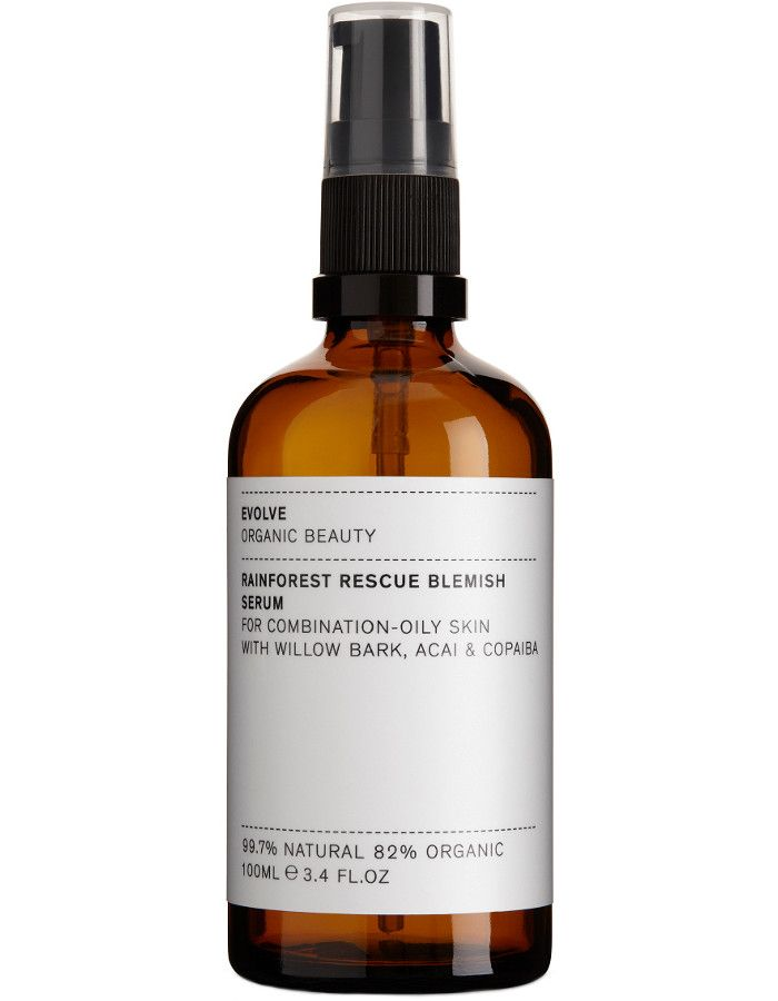 Evolve Organic Beauty Rainforest Rescue Blemish Serum 100ml
