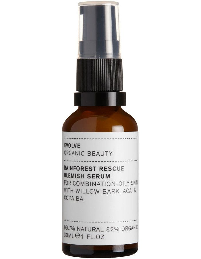 Evolve Organic Beauty Rainforest Rescue Blemish Serum 30ml