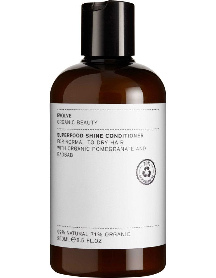 Evolve Organic Beauty Superfood Shine Conditioner 250ml