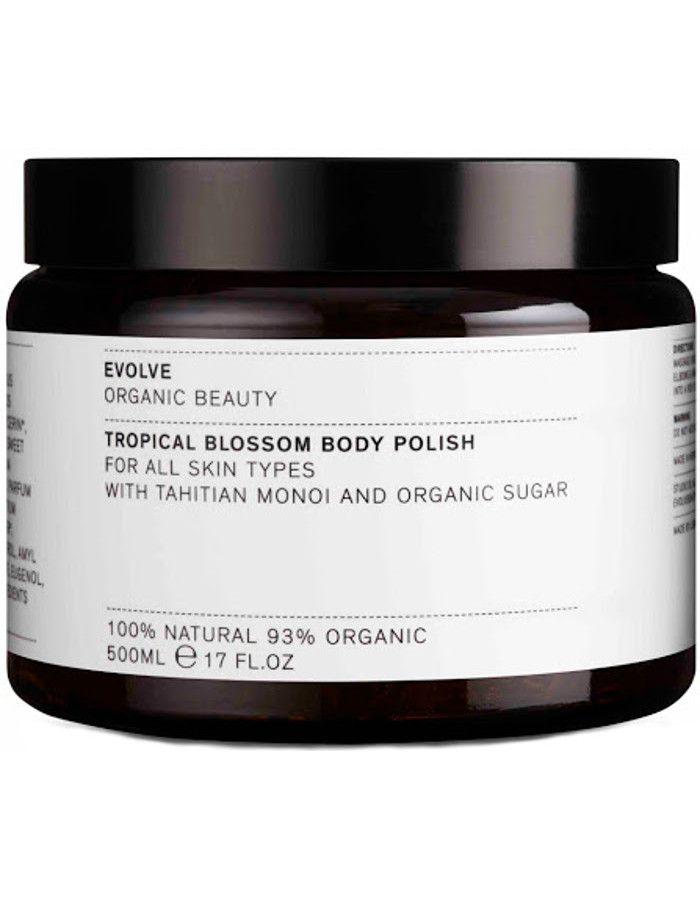 Evolve Organic Beauty Tropical Blossom Body Polish 500ml