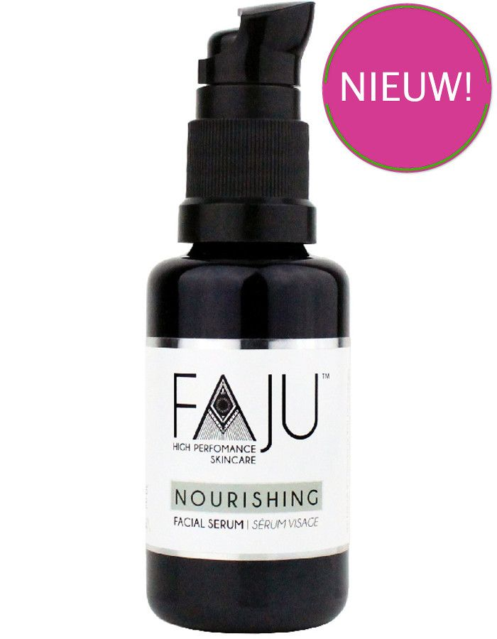 Faju Natural Skincare Nourishing Serum 30ml