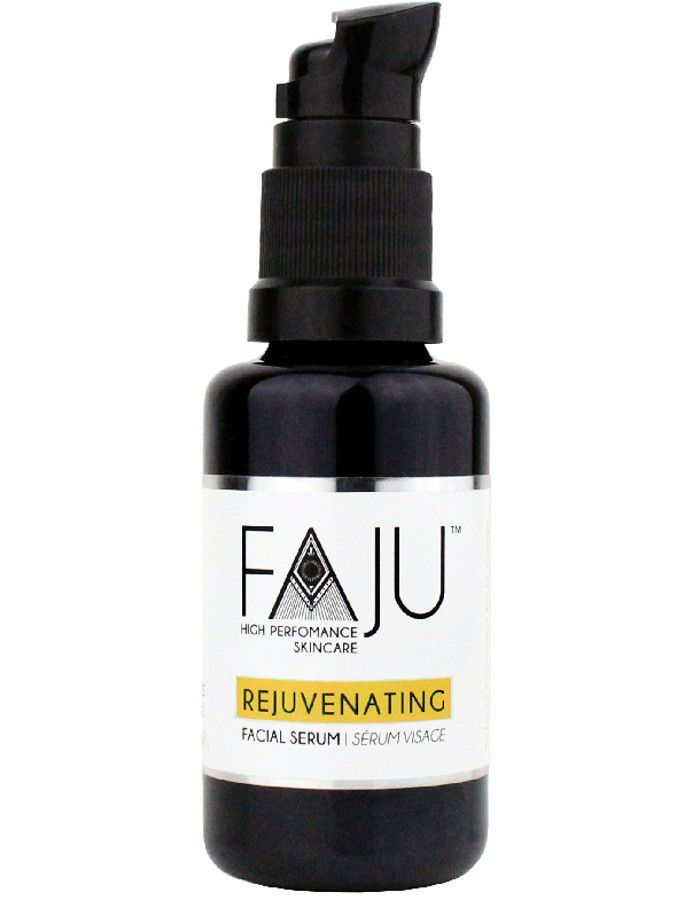 Faju Natural Skincare Rejuvenating Serum 30ml