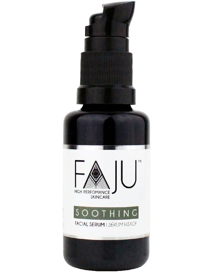 Faju Natural Skincare Soothing Serum 30ml