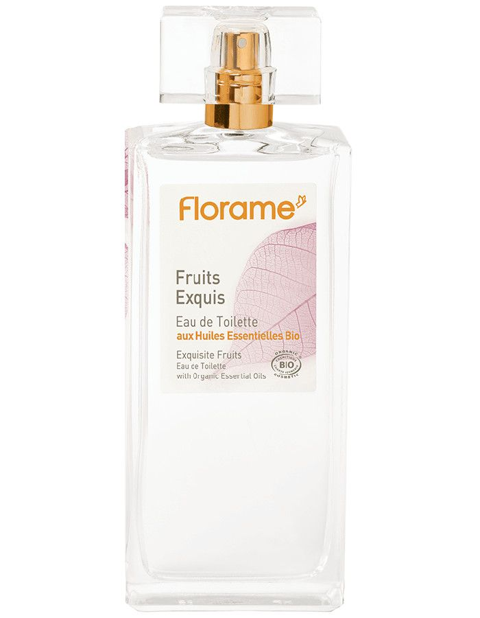 Florame Exquisite Fruits Eau De Toilette Spray 100ml