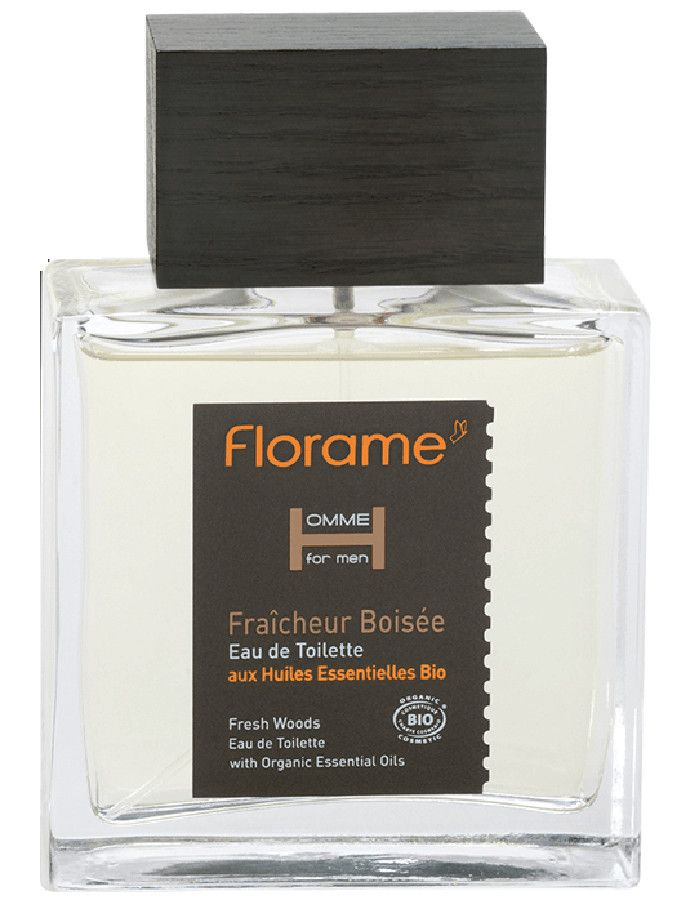 Florame Man Fresh Woods Eau De Toilette Spray 100ml
