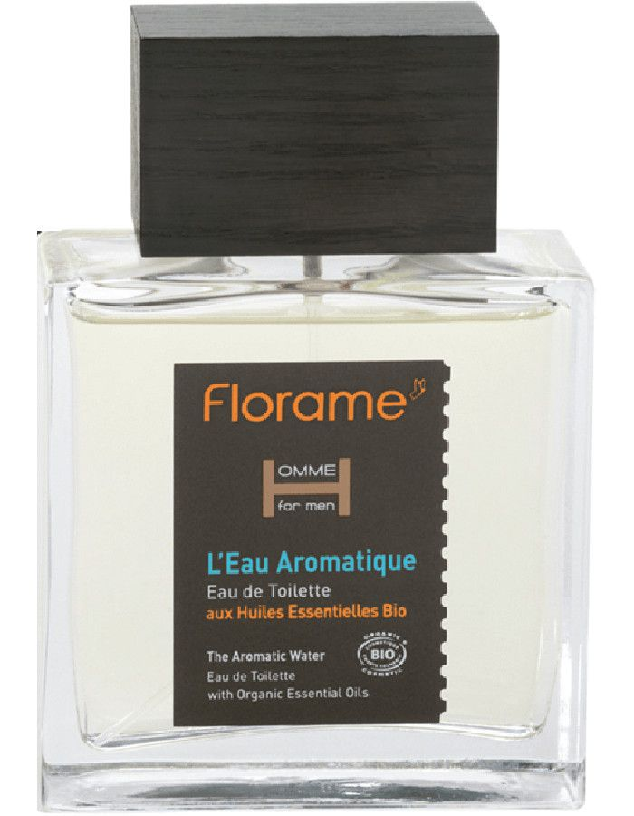 Florame Man The Aromatic Water Eau De Toilette Spray 100ml