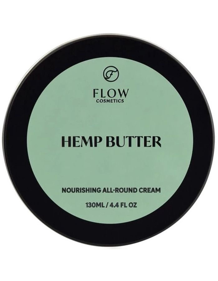 Flow Cosmetics Hemp Butter Nourishing All Around Cream 130ml