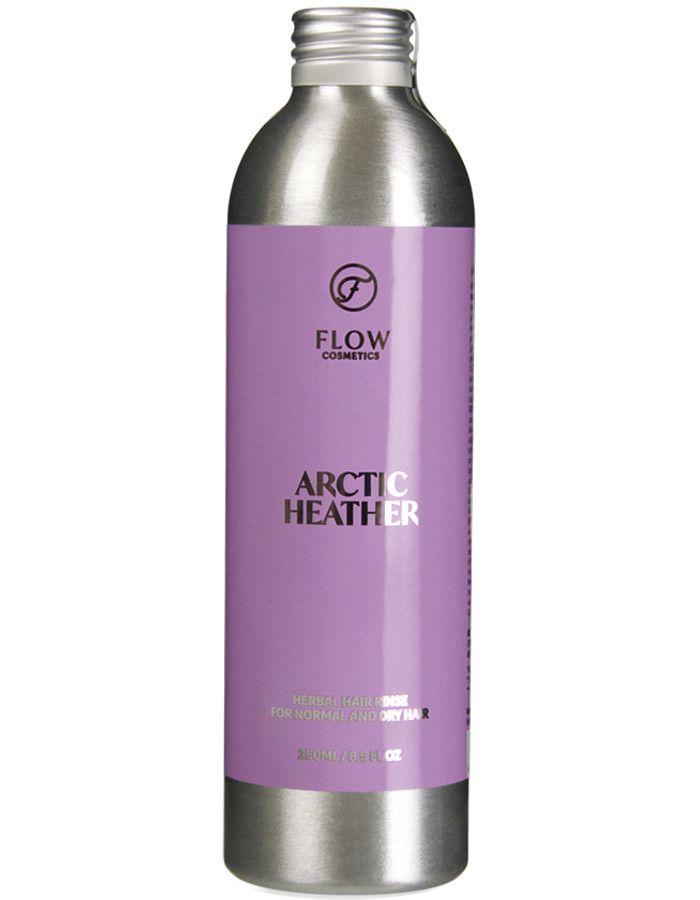Flow Cosmetics Arctic Heather Haarspoeling Droog Haar 250ml