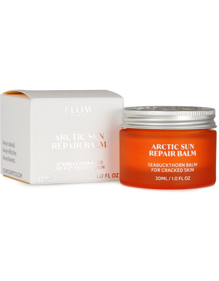 Flow Cosmetics Arctic Sun Repair Balm 30ml