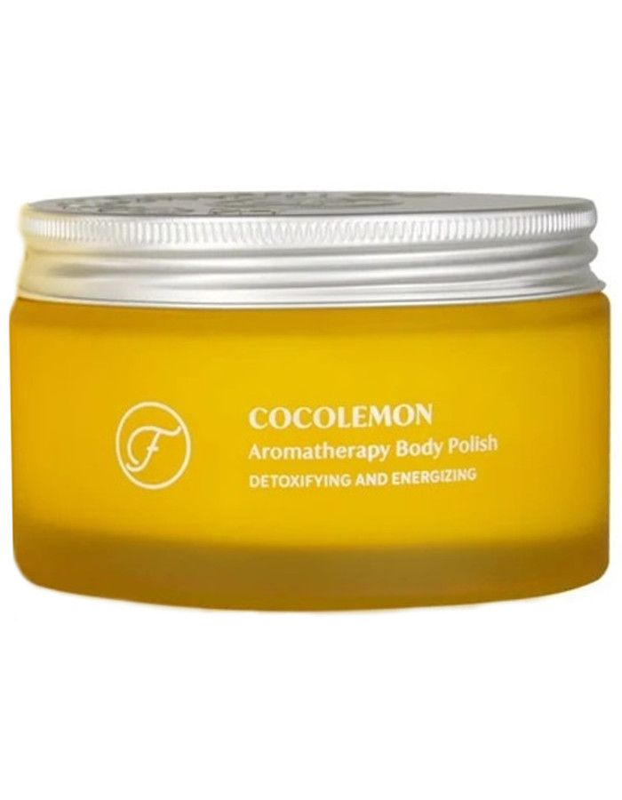 Flow Cosmetics Cocolemon Aromatherapy Bodypolish 200ml