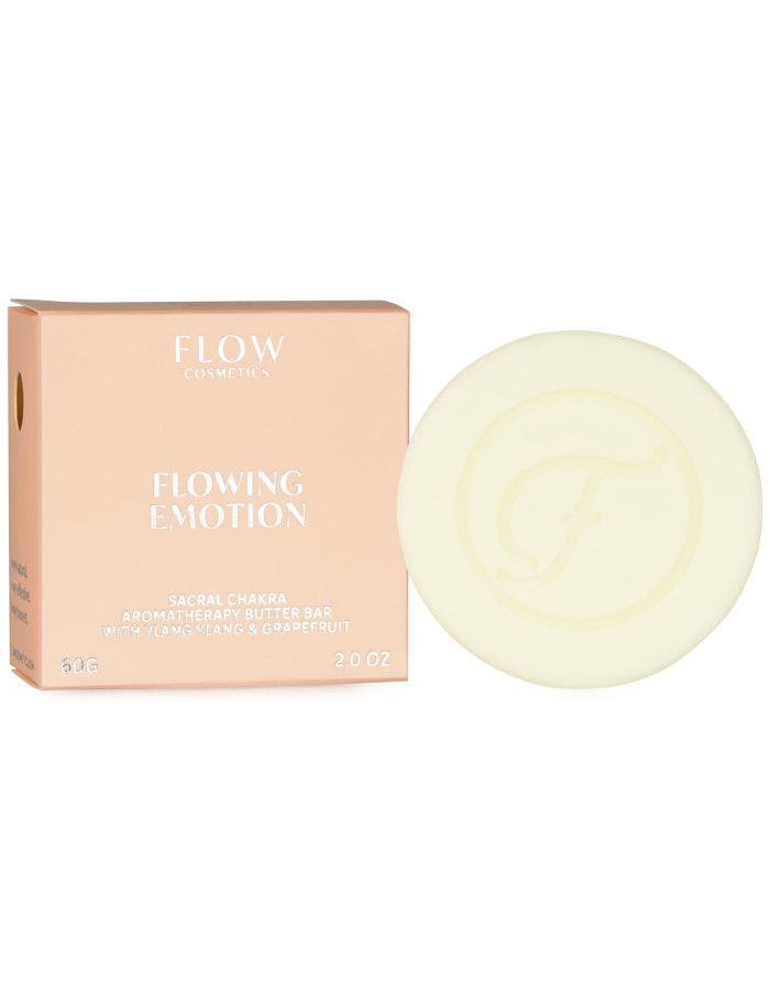 Flow Cosmetics Flowing Emotion Aromatherapy Body Butter Bar 120gr