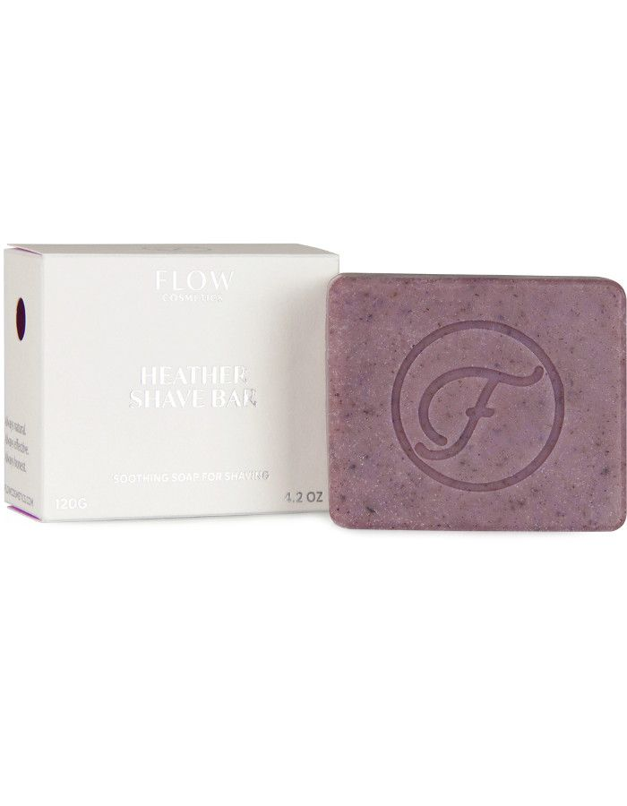 Flow Cosmetics Heather Shave Bar 120gr