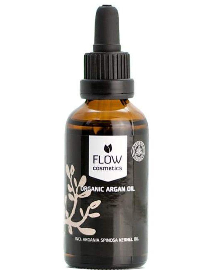 Flow Cosmetics Organic 100% Biologische Arganolie 50ml