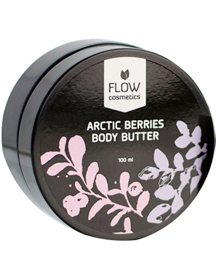 Flow Cosmetics Organic Arctic Berries Body Butter 100ml