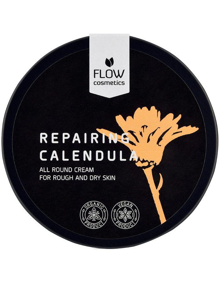 Flow Cosmetics Organic Sheabutter Repairing Calendula 150ml