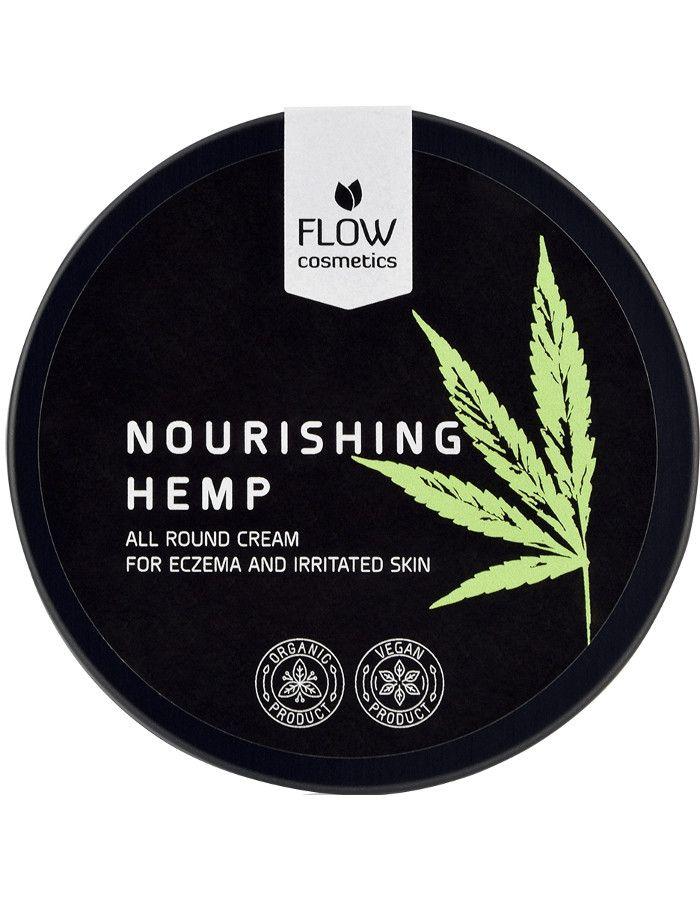 Flow Cosmetics Organic Sheabutter Repairing Hennep 150ml