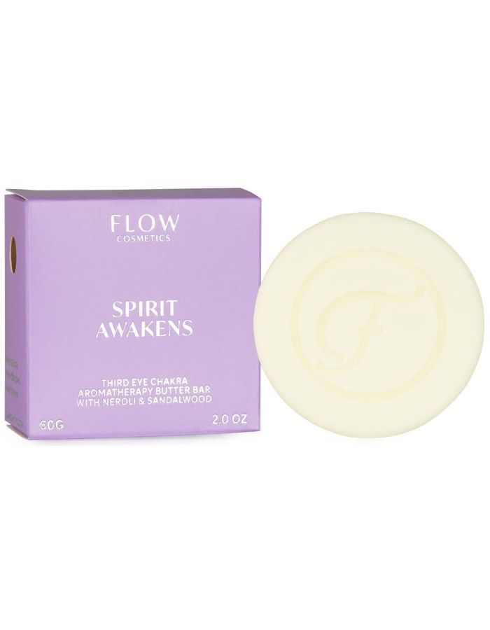 Flow Cosmetics Spirit Awakens Aromatherapy Body Butter Bar 120gr