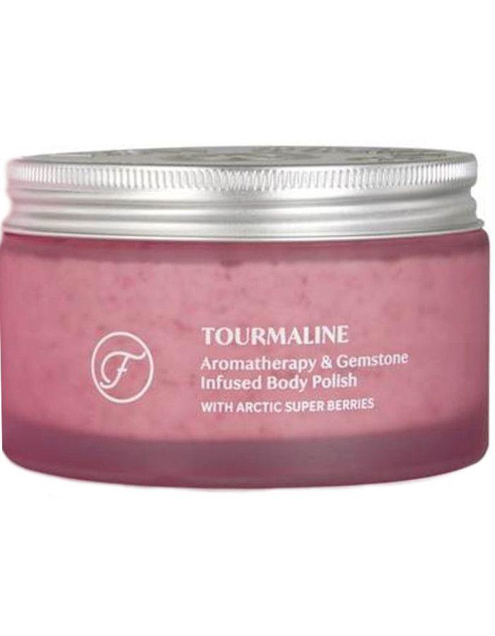Flow Cosmetics Tourmaline Aromatherapy & Edelsteen Bodypolish 200ml