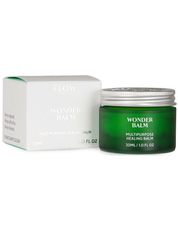 Flow Cosmetics Wonder Balm Multipurpose Healing Balm 30ml