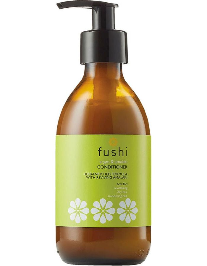 Fushi Argan & Amalaki Herbal Conditioner 230ml