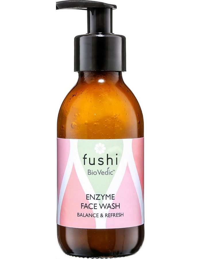 Fushi BioVedic Enzyme Face Wash 150ml