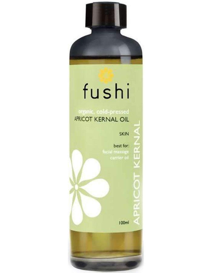 Fushi Organic Cold-Pressed Apricot Kernal Oil 100ml