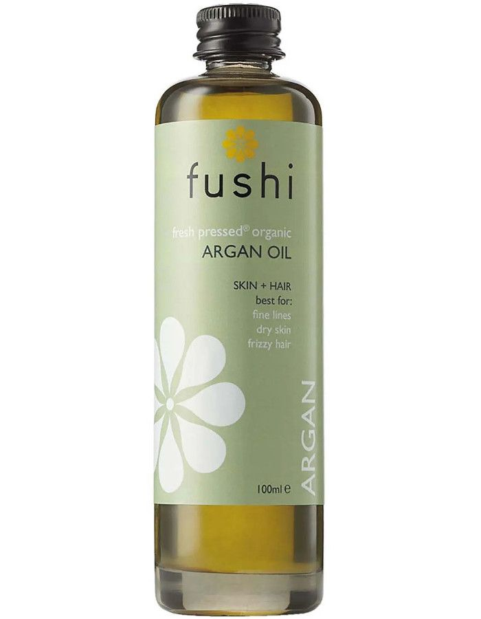 Fushi Organic Cold-Pressed Argan Oil 100ml