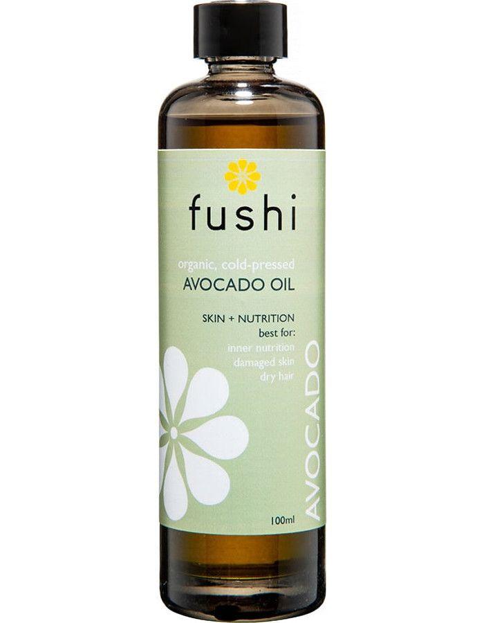 Fushi Organic Cold-Pressed Avocado Oil 100ml