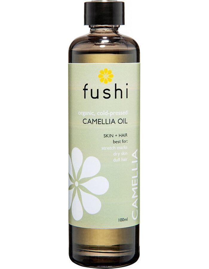 Fushi Organic Cold-Pressed Camelia Oil 100ml